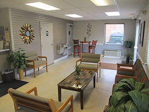 Springfield Auto Body Inc., Waiting Area